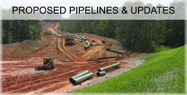Proposed Pipelines & Updates